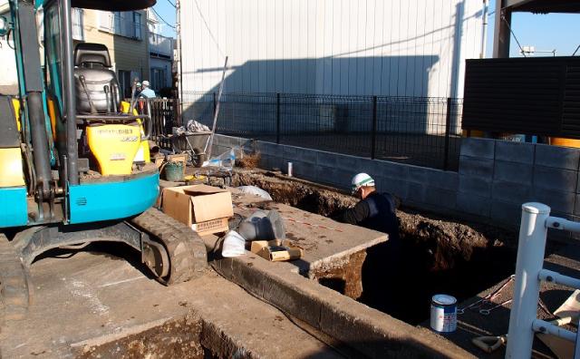 上下水道施設工事